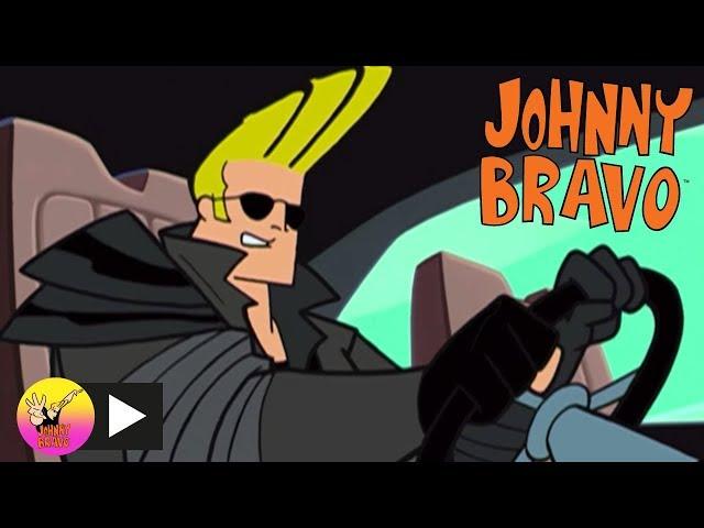Johnny Bravo   Mad Johnny   Cartoon Network