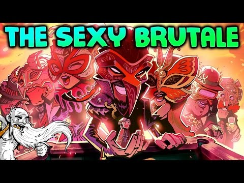 """The Sexy Brutale Gameplay - """"GROUNDHOG'S DAY VS. CLUE!!!"""" - Let's Play Walkthrough"""