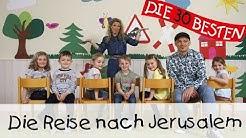 Die Reise nach Jerusalem - Singen, Tanzen und Bewegen    Kinderlieder