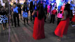 Compere Pearl Dsouza - goa ( dance- cent 5 cent )  Silver Jubilee