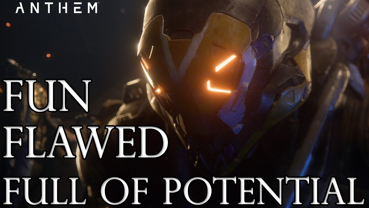 Anthem is Fun, Flawed, and Full Of Potential