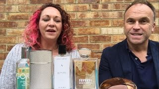 Best long lasting mens fragrances for summer with Mr Smelly