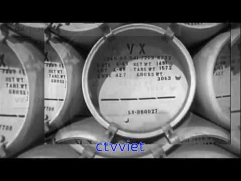 Sức Hủy Diệt Kinh Hoàng Của Chất độc Thần Kinh VX