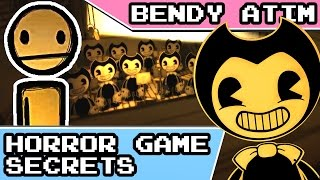 4 Bendy and the Ink Machine: Chapter Two Secrets and Easter Eggs