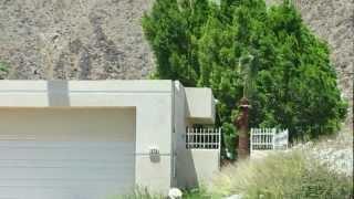 25. США. Калифорния. Дом Мерлин Монро и др. Palm Springs