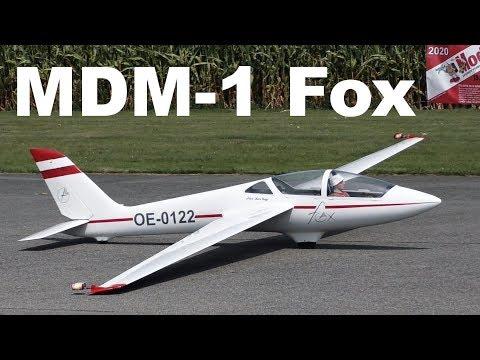 Daniel Nagl - XXL MDM-1 Fox - Glider Aerobatics, JMM 2019