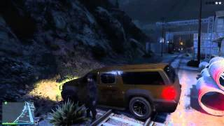 Gta5 movie studio heist part 1