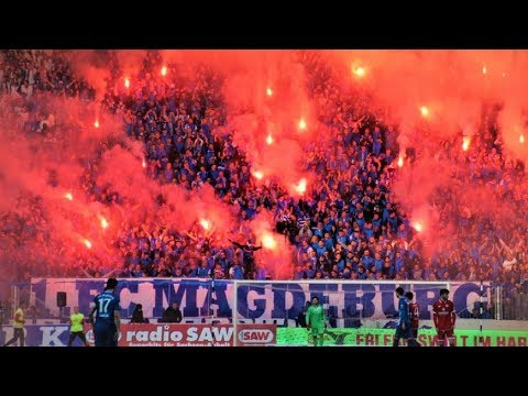 1.FC MAGDEBURG ULTRAS - BEST MOMENTS