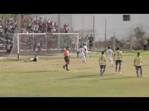 Goles   Esc Dep junín vs Andes foot Club
