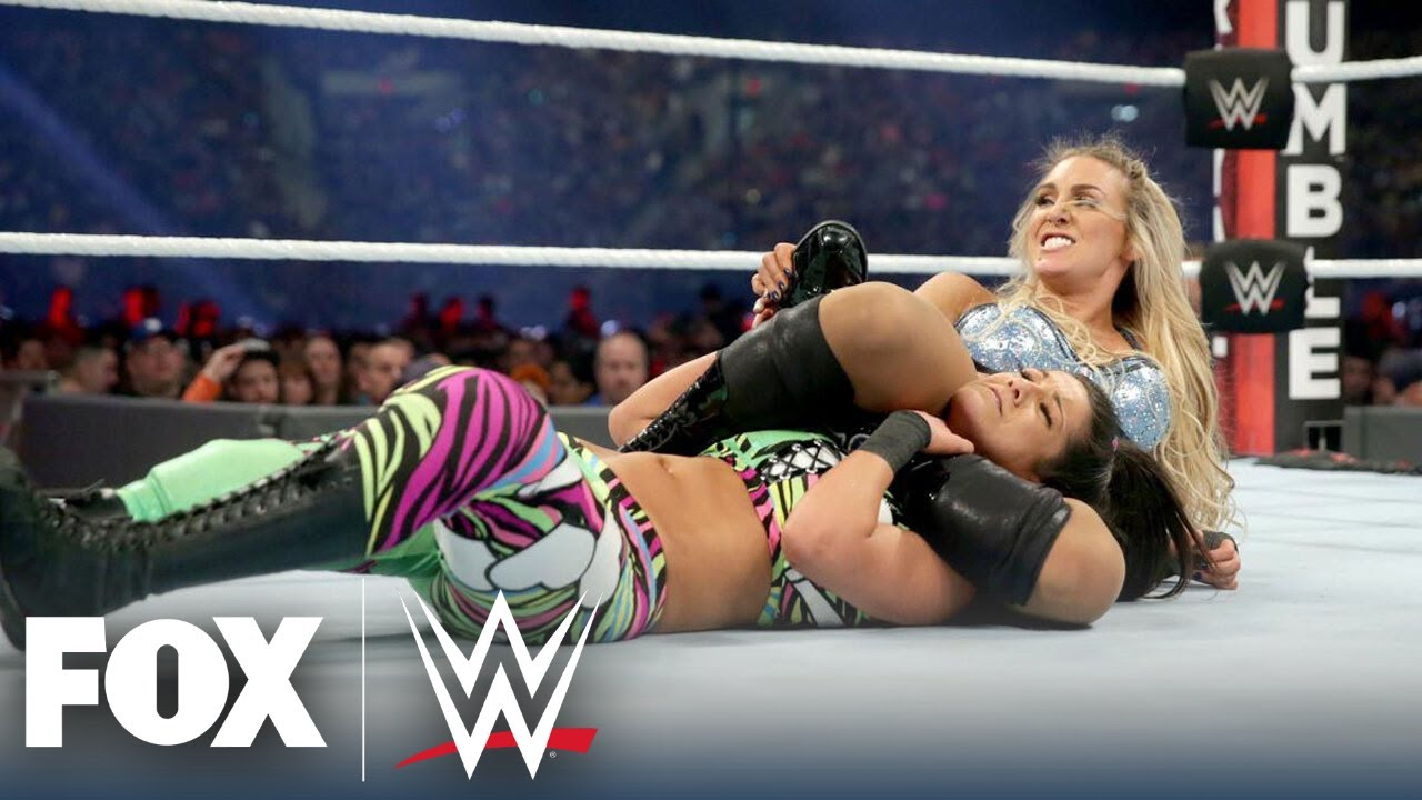 Royal Rumble 2017: Charlotte Flair defends RAW Women's Title against Bayley | WWE ON FOX