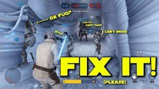 star wars battlefront top 5 annoying skirmish glitches