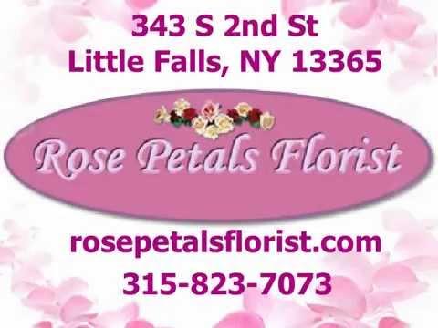 Rose Petals Florist - Little Falls, NY