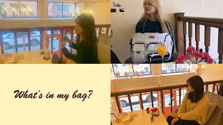 What's in my bag? | 20대 초반…