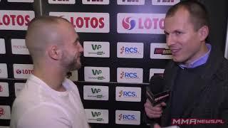 FEN 23: Mateusz Rębecki odrzucił ofertę KSW, bo chce iść do UFC