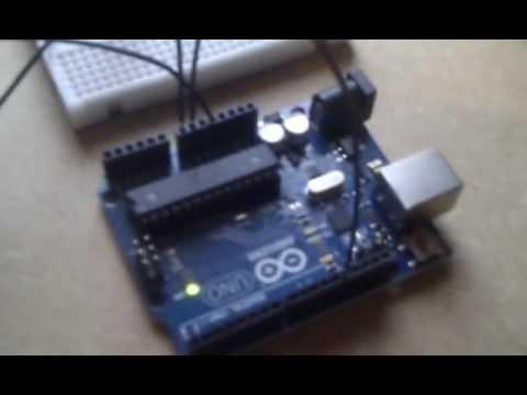 Arduino Artificial Intelligence Platform Motor