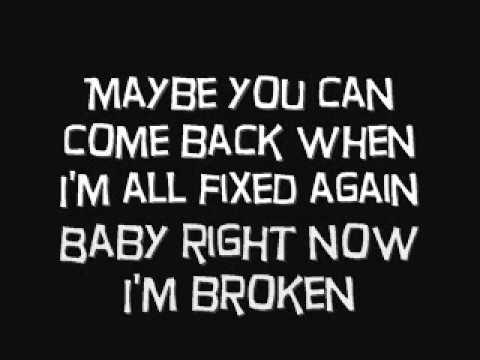 Broken -  K Young + Lyrics [ENG]