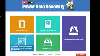 How to Yous MiniTool Power Data Recovery for pc hindi\Urdu