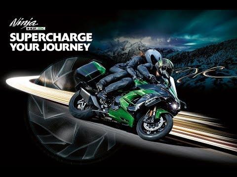 Official Kawasaki Ninja H2 SX video - Supercharge Your Journey