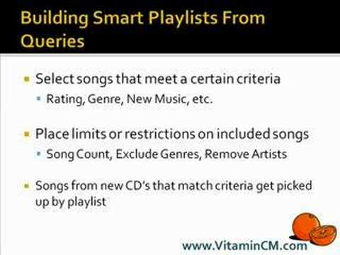 Make Smart Playlists Continuously Give You Interesting Music