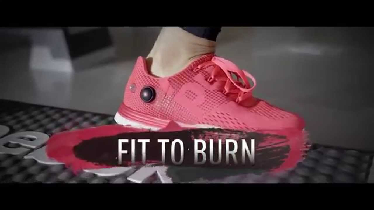 678d4d0936fde Reebok - CARDIO PUMP TECH - YouTube