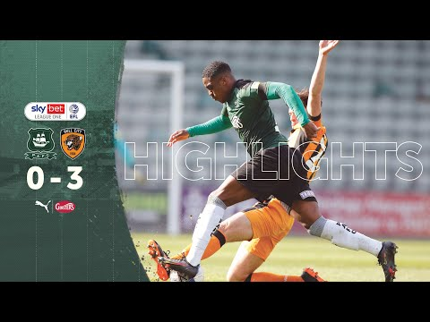 Plymouth Hull Goals And Highlights