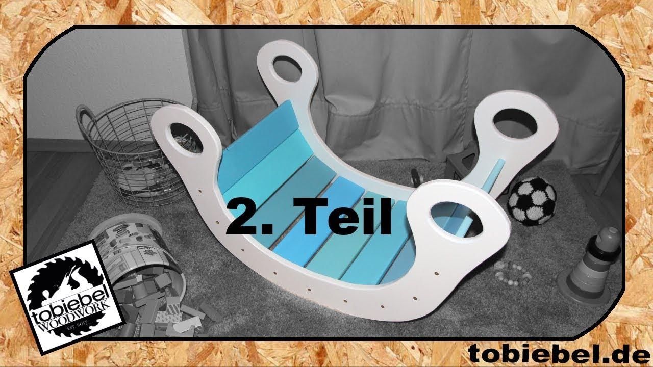 2 2 diy kinder regenbogenwippe aus holz kinderspielzeug kaufmannsladen selber bauen. Black Bedroom Furniture Sets. Home Design Ideas
