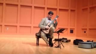 Robert Trent performs Carulli Sonata in A