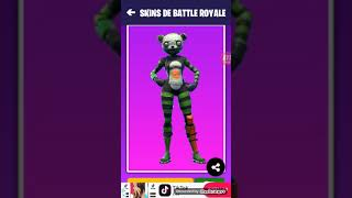 New fortnite skin:Leader of the terrifying team-Rodrigamer669