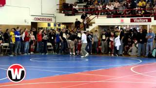 35th WEST VIRGINIA JUNIOR STATE WRESTLING CHAMPIONSHIPS