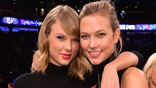 Karlie Kloss Explains Why She Stood Up For Kim Kardashian