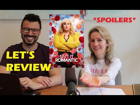 Isn't It Romantic: Film Review [Netflix] - Vodcast #2 The Crickets Review
