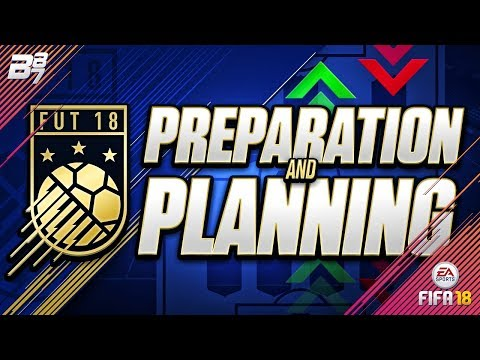 TEAM OF THE YEAR (TOTY) TRADING, INVESTING AND PLANNING w/ FUTECONOMIST | FIFA 18 ULTIMATE TEAM