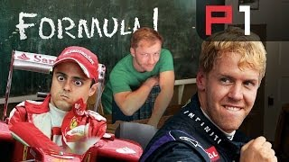 F1 2013 for Dummies - The Full Story