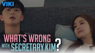 What's Wrong With Secretary Kim? - EP12 | Park Seo Joon Sings a Lullaby [Eng Sub]