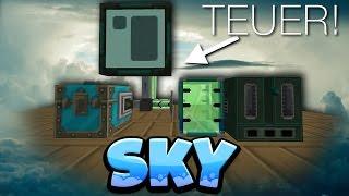 ENDER-IO LAGERSYSTEM! - SKY - 26 - Minecraft SkyBlock