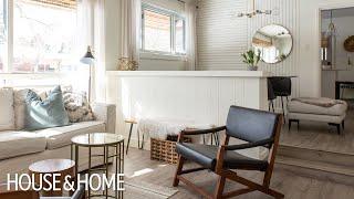 House Tour: A Blogger's Budget-Friendly Suburban Home
