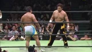 Pro Wrestling NOAH six man tag team match - 2009.9.27 森嶋猛&佐々木...