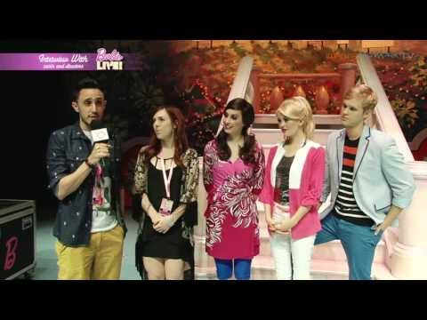 Barbie 'Live' Musical Show 2013-2014: Interview with Casts and Directors