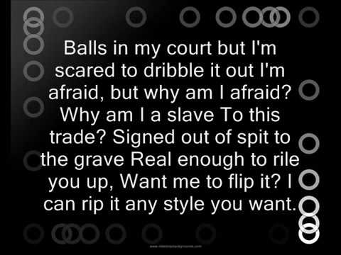 Eminem Run Rabbit Run + Lyrics