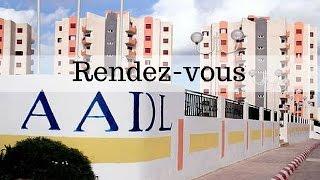 aadl.com.dz Payement et rendez-vous ALGERIE