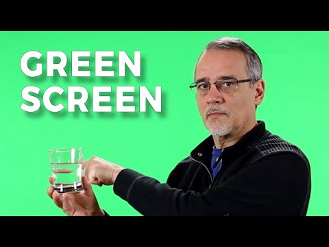 EVERYTHING You Need To Know About Green Screen - 1-Click Solution - Basic Filmmaker Ep 115