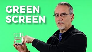 BASICS OF GREEN SCREEN - Everything You Need To Know