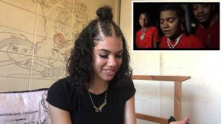 """Young M.A """"No Bap Freestyle"""" (Official Music Video) Reaction Video"""
