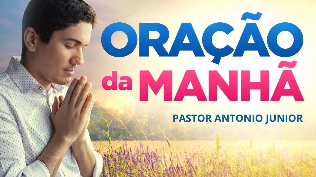 ORAÇÃO DA MANHÃ DE HOJE - 7 DE MAIO 🙏🏼
