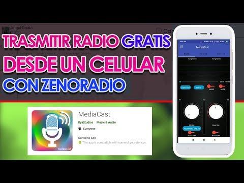 Trasmitir radio gratis
