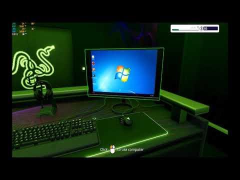 PC Building Simulator - Razer Workshop gameplay |