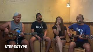 The Script - The Man Who Can't Be Moved (Stereotype Cover)