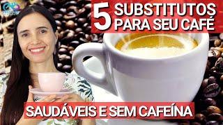 5 Alternativa Para Tirar Habito de Tomar Café