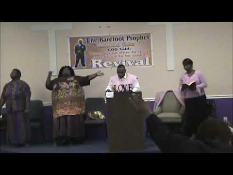 The Barefoot Prophet - Bishop LL Gilbert - Loveship Revival
