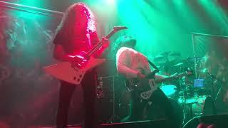BAEST LIVE AT THE o2 ACADEMY, ISLINGTON, LONDON, UK, 19/01/19 (FULL SET HD)